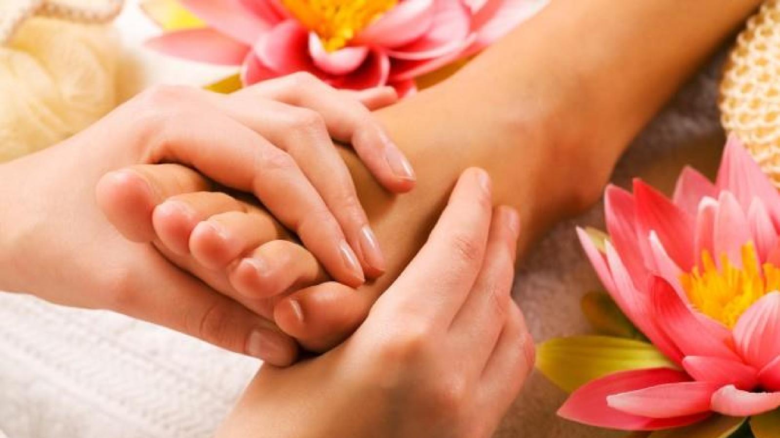 Un massaggio rilassante!!